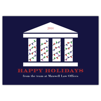 Lawyer Holiday Cards,Logo Holiday Cards,Corporate Holiday Cards,Business Holiday Cards