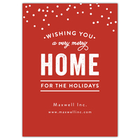 Realtor Holiday Cards,Logo Holiday Cards,Corporate Holiday Cards,Business Holiday Cards