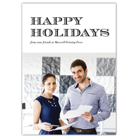 Business Christmas Cards,Logo Holiday Cards,Corporate Holiday Cards,Business Holiday Cards