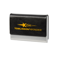 office supplies,leather,stainless steel,business card holders,3580076